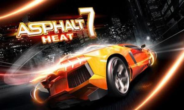 Asphalt 7 Heat Android - Гонки