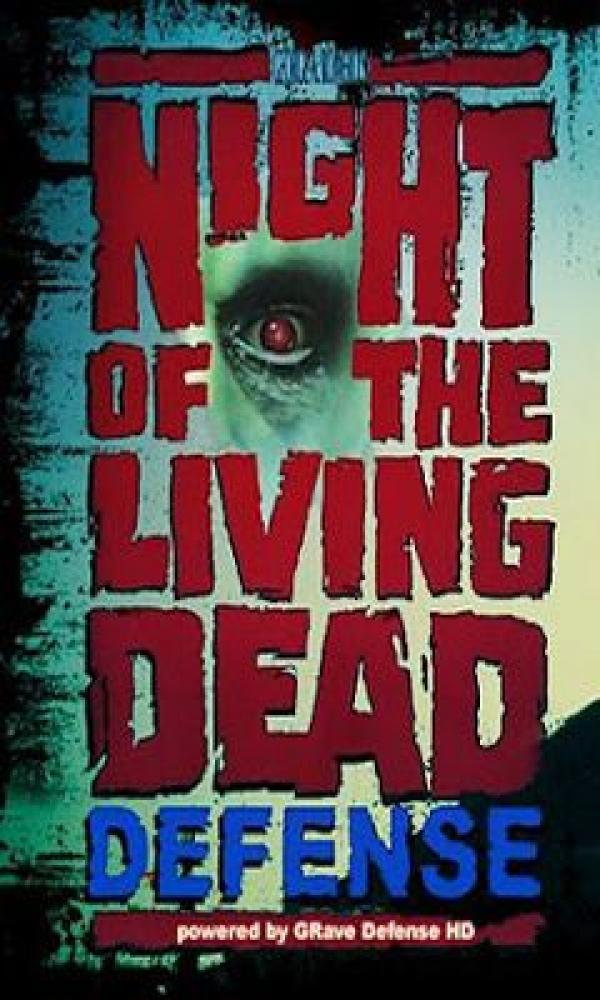 Night of the Living Dead - зомби игра для слабых андроид