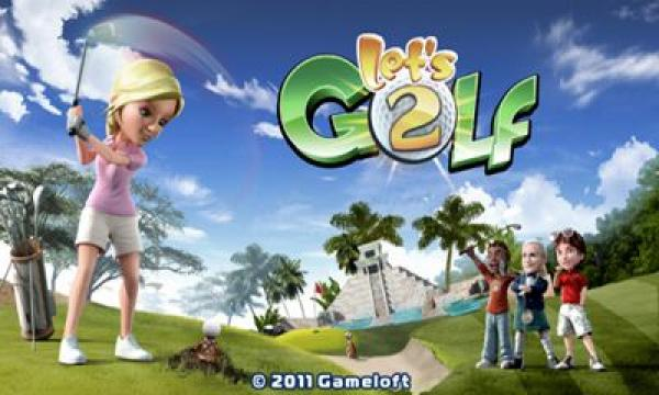 Lets Golf! 2 HD - Спортивные