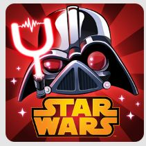 ANGRY BIRDS STAR WARS II Android - Аркады