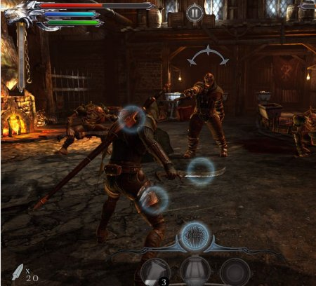 Joe Dever's Lone Wolf на Android
