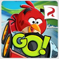 Angry Birds Go! Android - Аркады