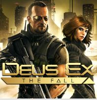 Deus Ex: The Fall Android - Экшен