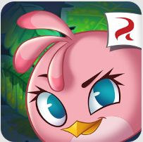 Angry Birds Stella Android - Аркады