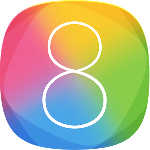 Из андроид на Iphone (iOS 8) лаунчер