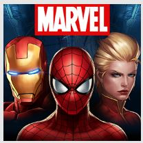 MARVEL Future Fight - Экшен