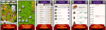 War Kingdoms Strategy Game RTS
