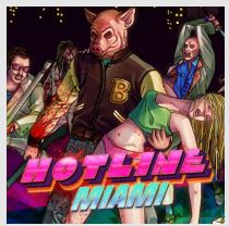 Hotline Miami - Экшен