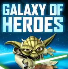 STAR WARS: GALAXY OF HEROES - Аркады