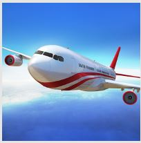 Flight Pilot Simulator 3D Free - Симуляторы
