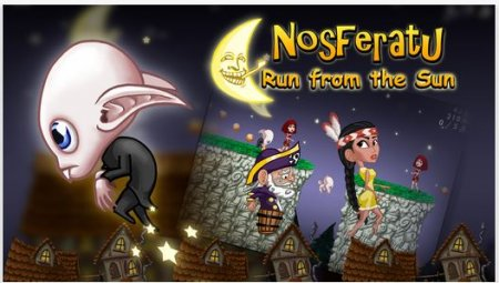 Nosferatu 2 – Run from the Sun