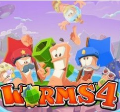 Worms 4 - Аркады