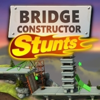 BRIDGE CONSTRUCTOR STUNTS - Игры