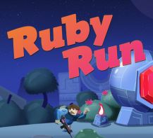Ruby Run: Eye God's Revenge - Аркады