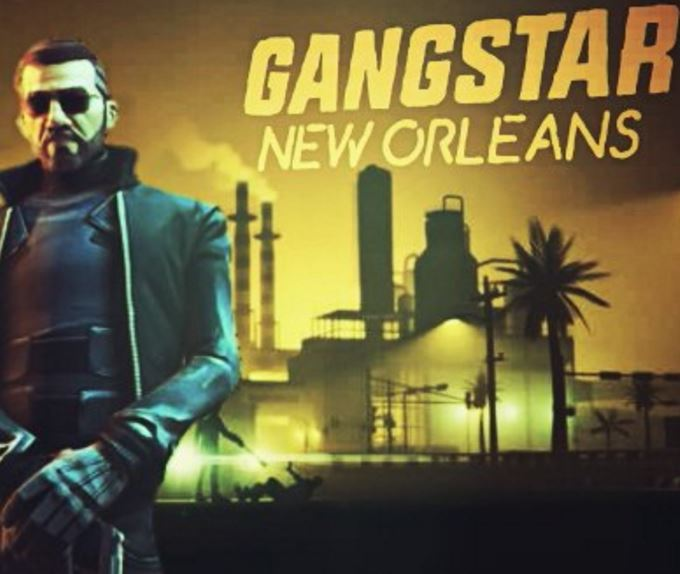 Gangstar New Orleans - Экшен