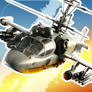 CHAOS Combat Helicopter HD