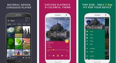Pulsar Music Player Pro