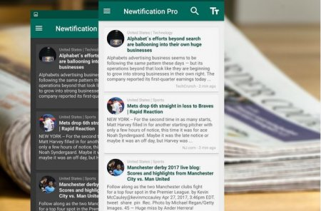 News by Notifications PRO