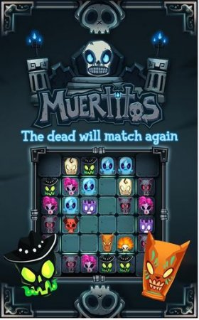 Muertitos a Matching Puzzle