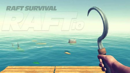 Ocean Raft Survival