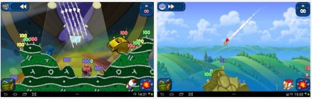 WORMS (wormix) Android