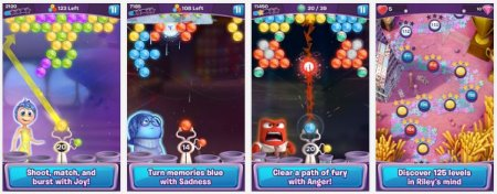 �����������: ������ �� ������ - Inside Out Thought Bubbles